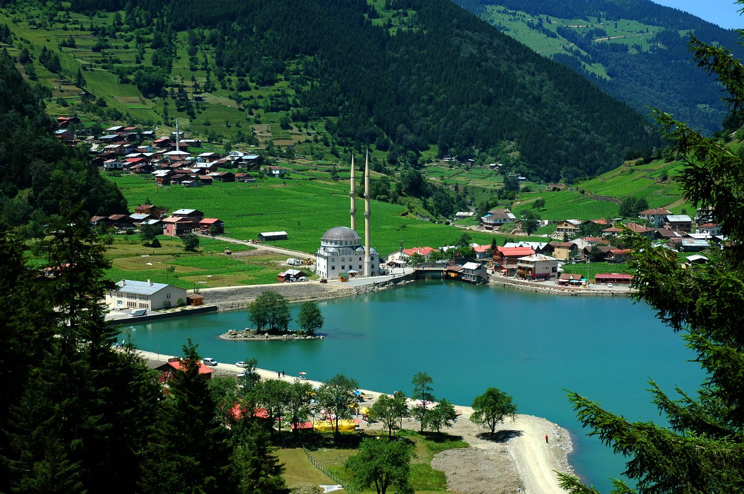 İzmir'den Karadeniz-Batum Turu