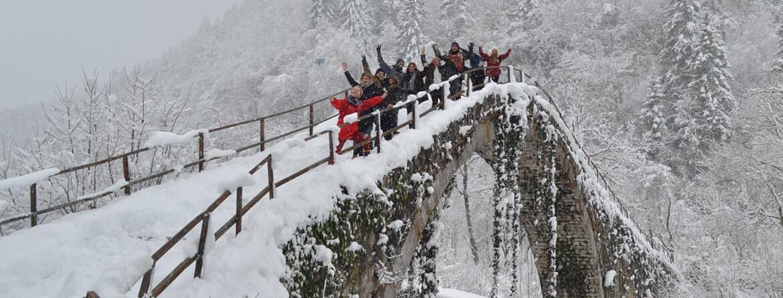 İzmir'den Uçaklı Ayder Kardan Adam Fest. 25-27 Ocak