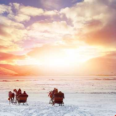 İzmir'den Uçaklı Butik Kars Turu