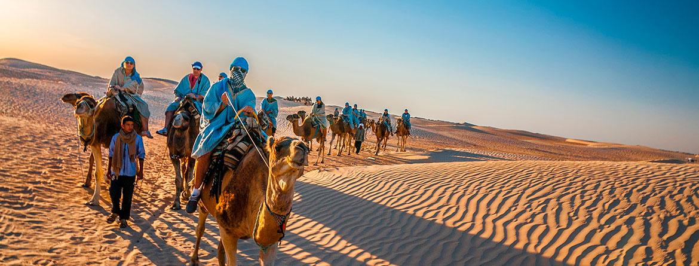 Kazablanka - Marakeş Turu 4 Gece