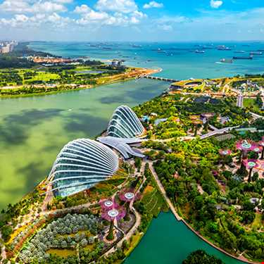 Kuala Lumpur - Singapur - Cakarta Turu