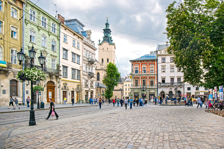Lviv Turu 2 gece 3 gün