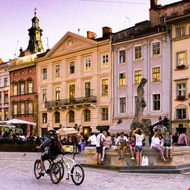 Lviv Turu 3 gece 4 gün