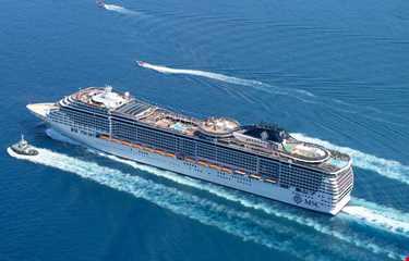 Msc Divina ile Akdeniz 02 Haziran 2019 / R. Bayramı - 7n CP