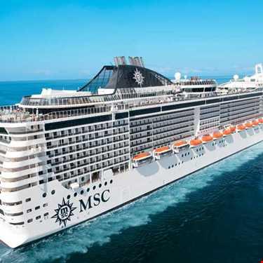 023-Msc Fantasia ile Akdeniz 26 Ekim 2018 - 7n - K
