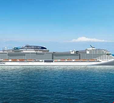 MA05-Msc Meraviglia ile Akdeniz 24 Kasım 2018 - 7n