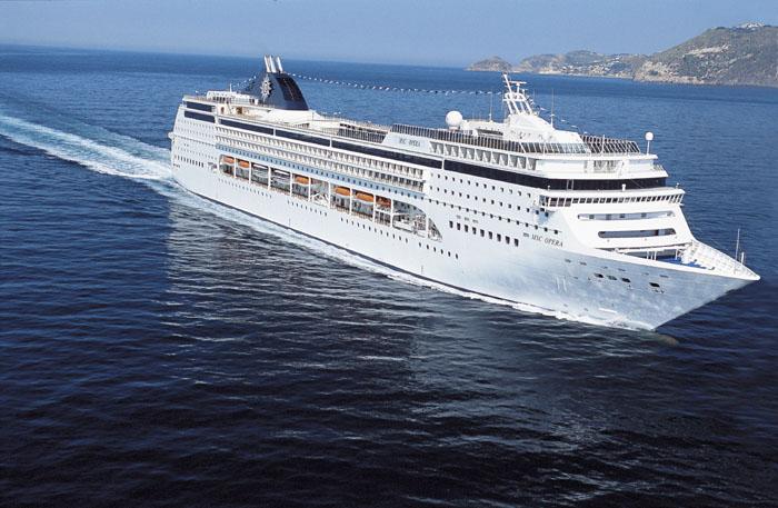 A12 - Msc Opera ile Akdeniz 02 Eylül 2018 - 7n