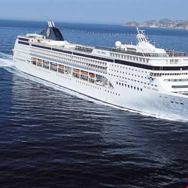 A09 - Msc Opera ile Akdeniz 12 Ağustos 2018 - 7n