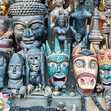 Nepal - Hindistan Turu (17-25 Kasım 2018)