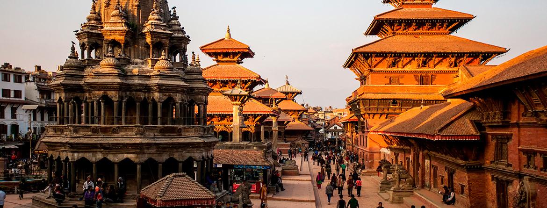 Nepal Hindistan Turu - Ramazan Bayramı (31 Mayıs 2019 - 9 Haziran 2019)