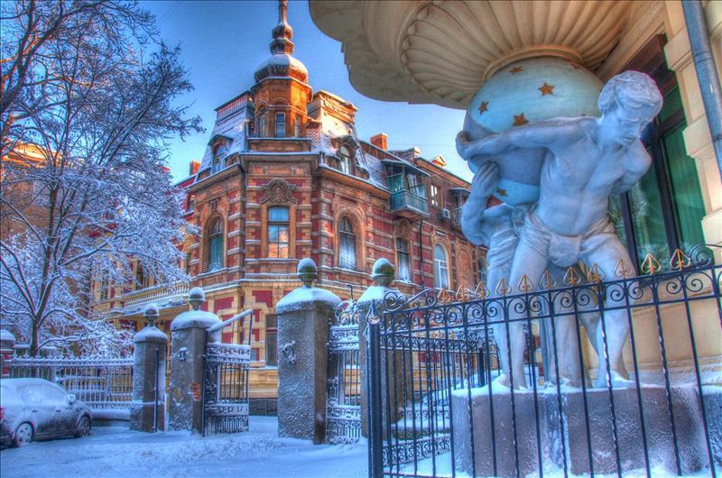 Odessa Turu - Atlas Global Havayolları ile 2 gece
