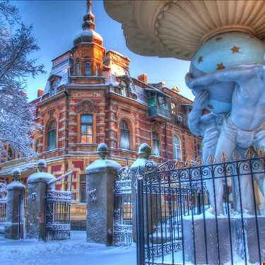 Odessa Turu - Atlas Global Havayolları ile 3 gece