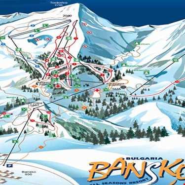 Otobüslü Bansko Kayak Turu (19-24 Ocak 2019) - Sömestir Özel 4G