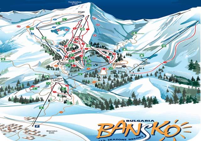 Otobüslü Bansko Kayak Turu (6-10 Şubat 2019) 3G