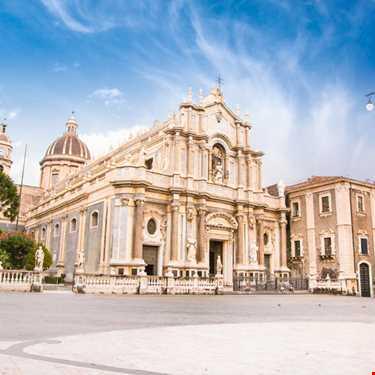 Palermo - Catania Turu 4* Oteller 4 gece 5 gün (6-10 Mart 2019)