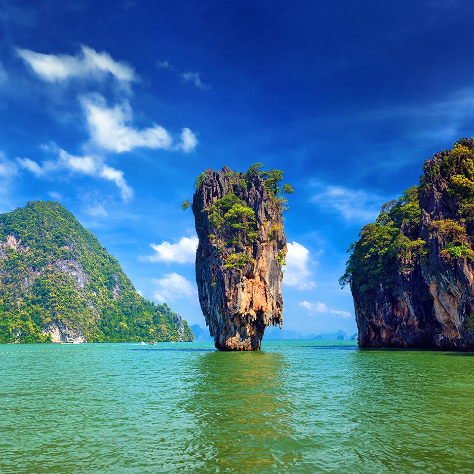 PPH017 Pattaya (4) Phuket (3) (12-19 Ağustos 2018)