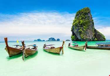 Pattaya Turu 6 gece 5* Centara Grand Phratamnak Hotel vb. 2019