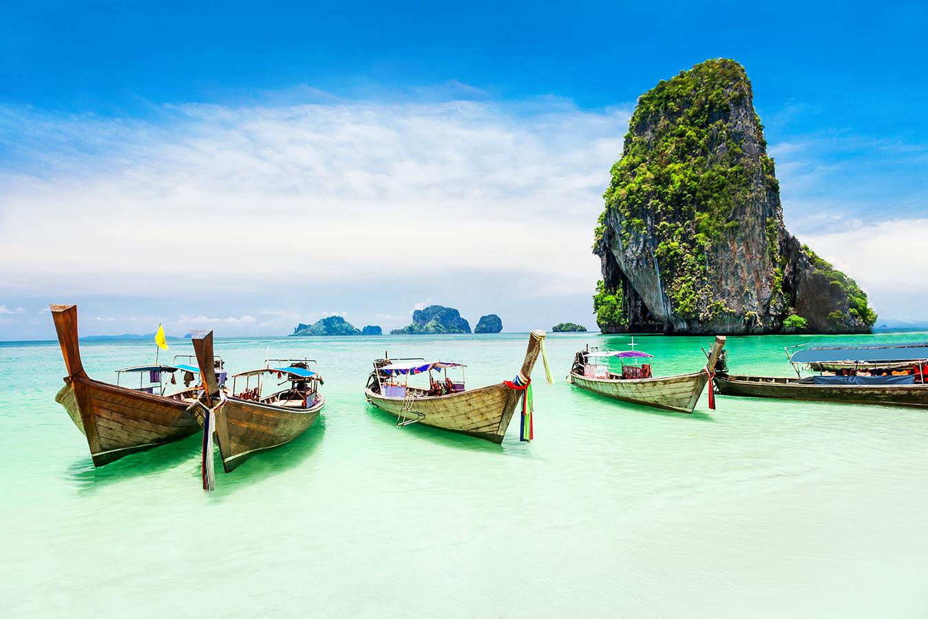 Phuket- Bangkok - Pattaya Turu 6 gece 3 ve 4* Oteller 2019