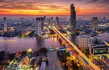 Phuket - Bangkok Turu 6 gece 5* Oteller 2019