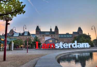 Promosyon Amsterdam Turu 4* Corendon Village Hotel (Perşembe-Pazar)