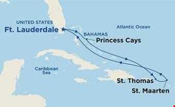 Regal Princess ile Doğu Karayipler 19 Ocak 2019 - 9n - TK