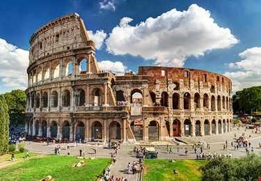 Roma - Floransa Turu THY ile Kurban Bayram Özel 10-14 Ağustos 2019