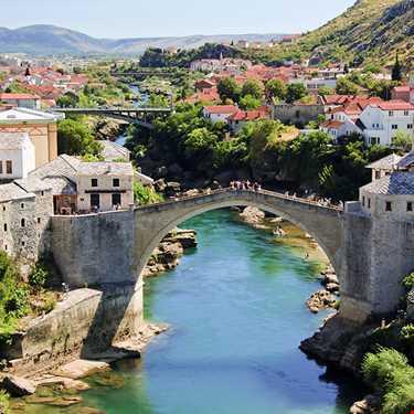 Sömestr Özel Otobüslü Büyük Balkan Turu 8 Günde 8 Ülke