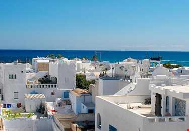 Tunus - Hammamet Turu 4* Otel 3 Gece