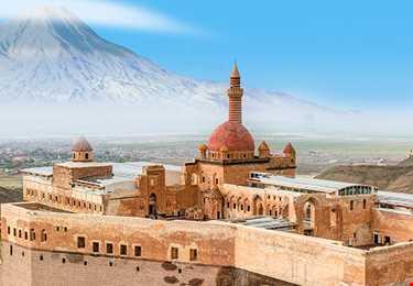 Uçaklı Büyük Doğu Anadolu Turu