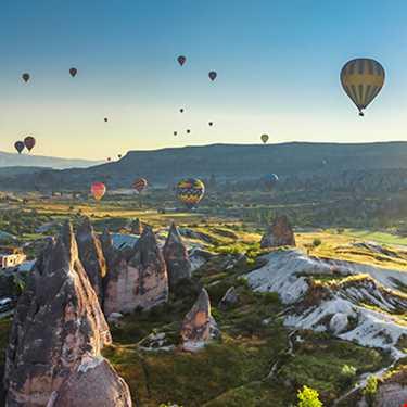 Uçaklı Kapadokya Kayseri Turu Floria Hotel 2019