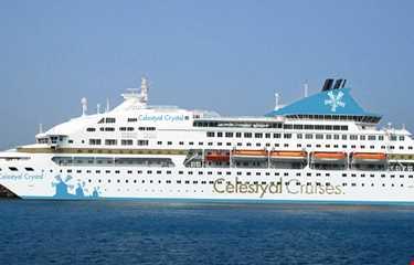719-Vizesiz Celestyal Crystal ile Yunan Adaları & Atina Idyllic Aegean 25 Ağustos 2019 - 7n Yüksek Sezon