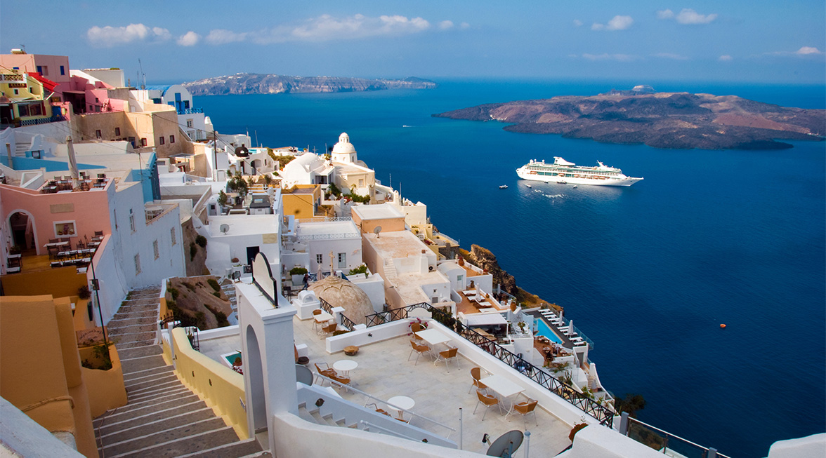 431-Vizesiz Celestyal Olympia ile Yunan Adaları & Atina Iconic Aegean 15 Ekim 2019 - 4n Orta Sezon