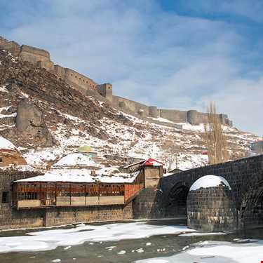 Yılbaşı Özel Uçaklı Butik Kars Turu 30 Aralık-01 Ocak